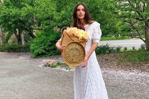 sukienka w stylu boho