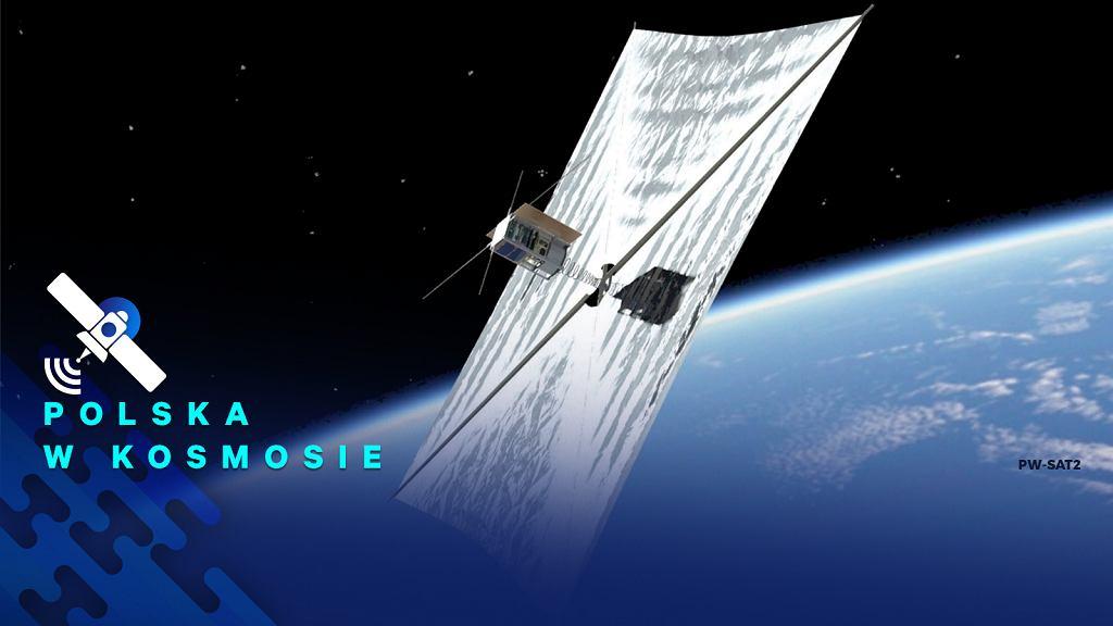 Polski satelita PW-Sat 2 poleci w kosmos