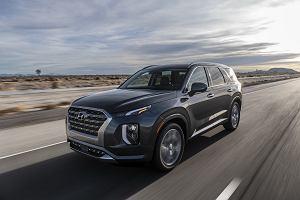 Hyundai Palisade - Hyundai zbudował potężnego SUV-a, który powalczy z tuzami