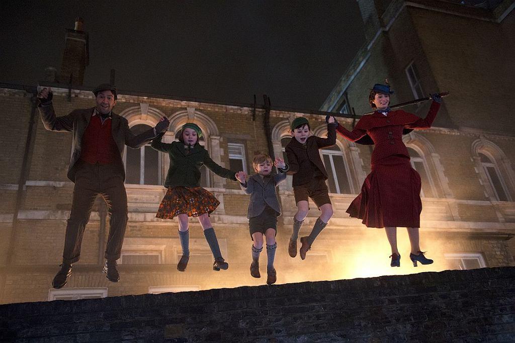 Dzieci kochają Mary Poppins / (fot. Jay Maidment)