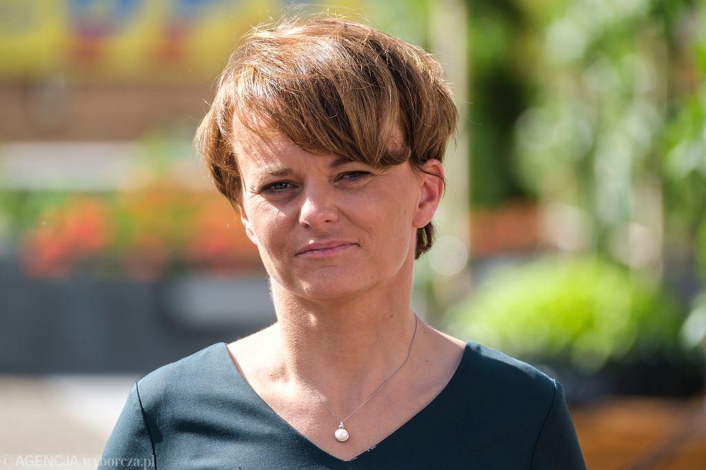 Byłt ministra rozwoju i wicepremierka Jadwiga Emliewicz