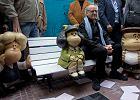 """Quino nie żyje. Argentyński rysownik, ojciec """"Mafaldy"""", miał 88 lat"""