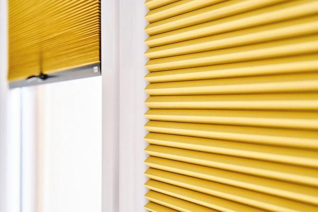 Plisowane żaluzje w domu, czyli jak osłonić wnętrze przed słońcem?