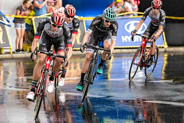 Zdjęcie numer 0 w galerii - Piąty etap Tour de Pologne. Kolarze królowali w Rzeszowie [ZDJĘCIA]