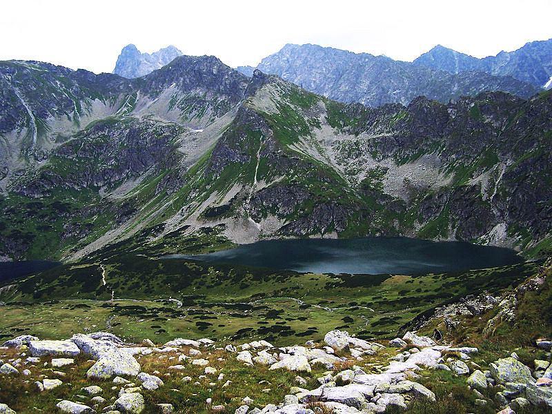 Tatry. Szlak do Doliny Pięciu Stawów Polskich został zamknięty do odwołania (zdjęcie ilustracyjne)