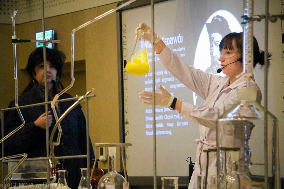 Wydział Biologiczno-Chemiczny. Festiwal Nauki i Sztuki