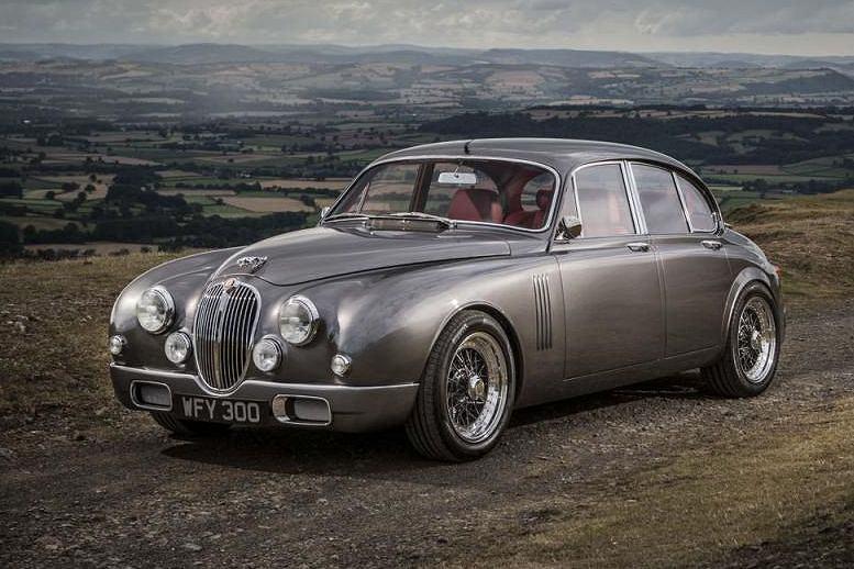 Jaguar Mk II - Ian Callum