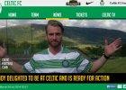 Nowy piłkarz Celticu chce zagrać już w środę przeciwko Legii
