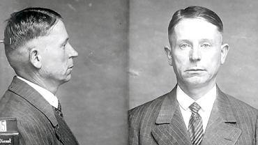 Zdjęcie policyjne Petera Kürtena