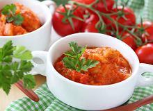 Potrawka z kurczaka i pomidorów - ugotuj