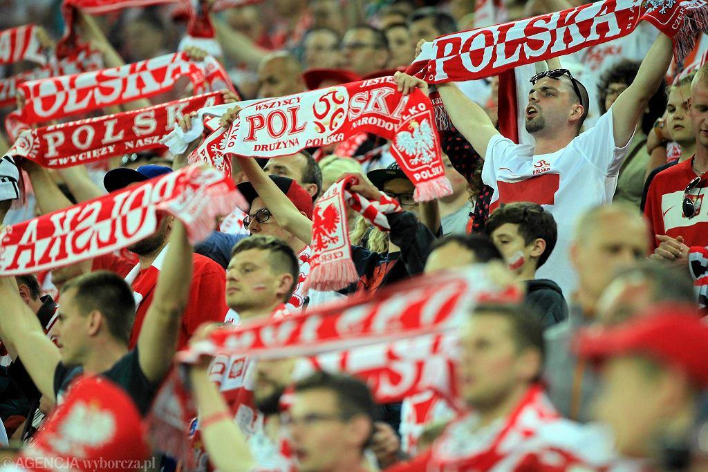 Mecz Polska - Holandia w Gdańsku