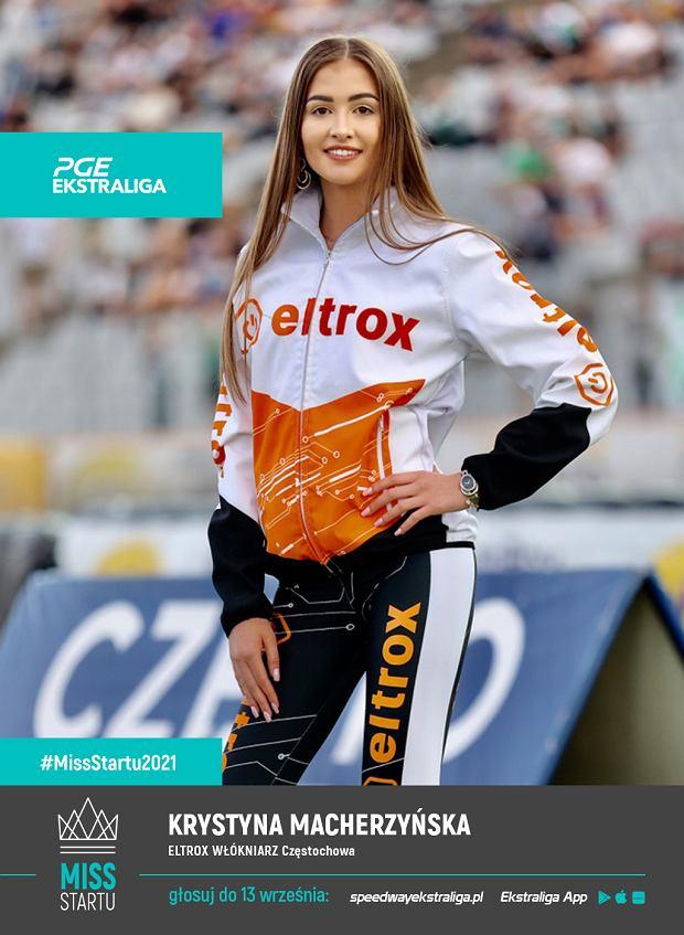 Zdjęcie numer 2 w galerii - Ruszyło głosowanie na Miss Startu PGE Ekstraligi 2021, o tytuł walczy pięć torunianek