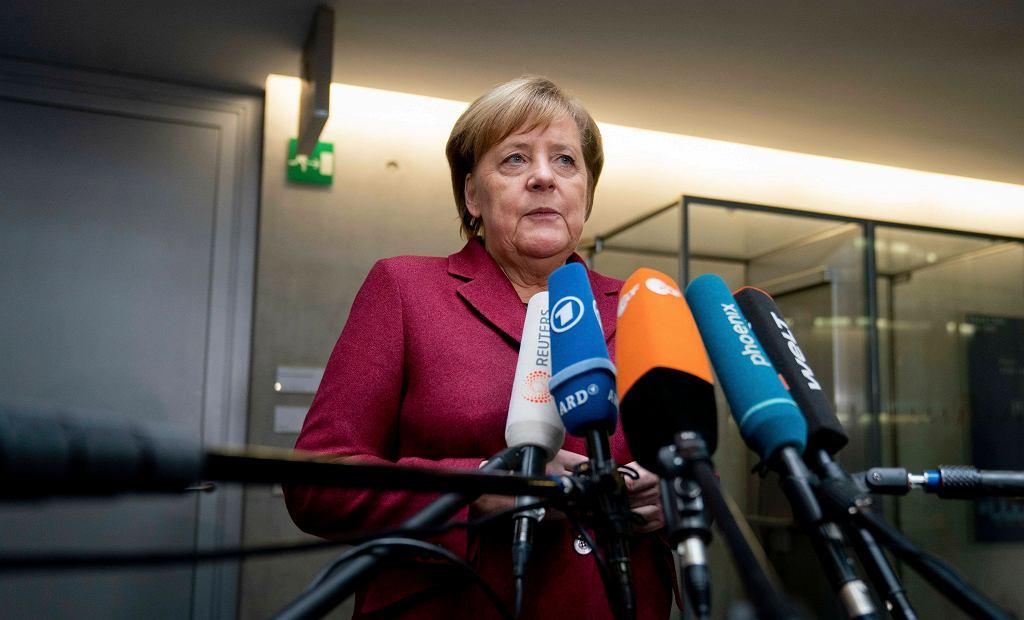 Brexit. Angela Merkel liczy na porozumienie