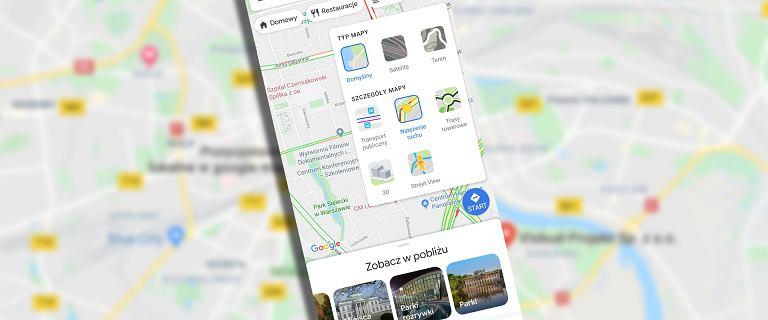 Google wprowadza kody w mapach. Pomogą znaleźć lokalizację