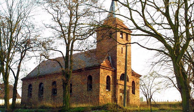 Kościół w Morasku
