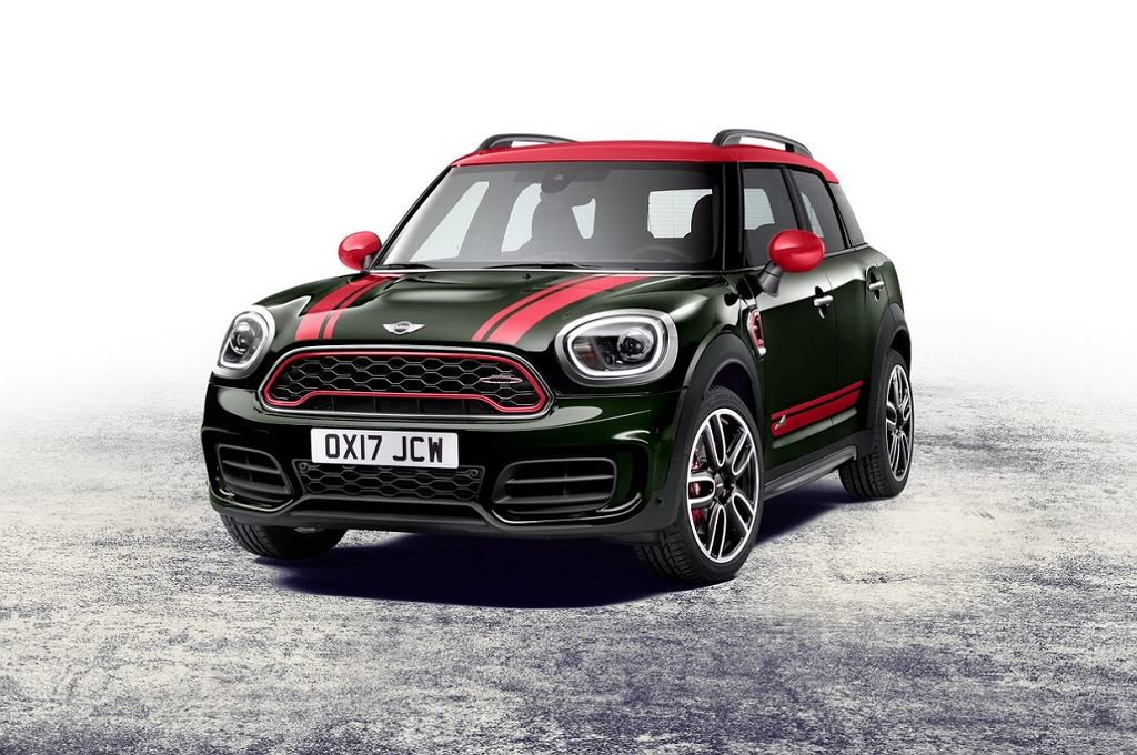 MINI John Cooper Works Countryman ALL4 2017