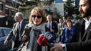 Agnes Callamard z ONZ