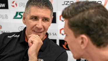 Slobodan Kovac, trener Jastrzębskiego Węgla