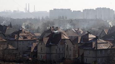 Smog na Śląsku. Stan jakości powietrza w dniu 7 lutego 2019 roku