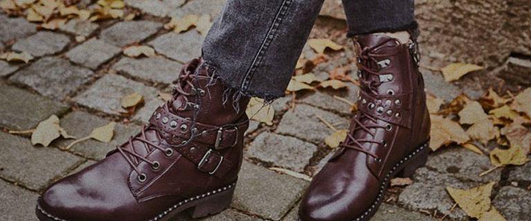 Skórzane botki na sezon jesień-zima 2019. Porządne modele, które posłużą na lata