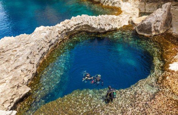 Blue Hole, Gozo/ Fot. Shutterstock