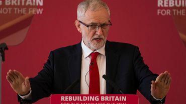 Jeremy Corbyn, lider Partii Pracy