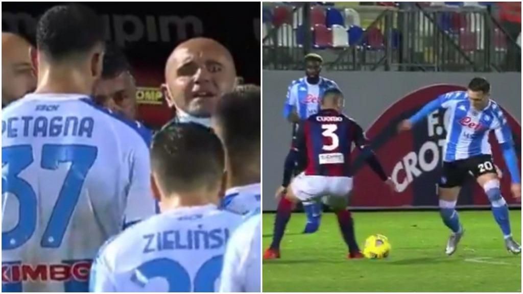 Gennaro Gattuso pochwalił Piotra Zielińskiego po meczu z Crotone