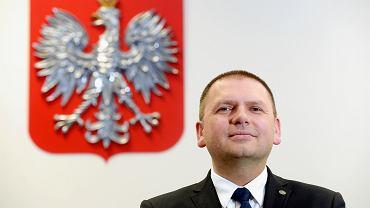 Sędzia Maciej Nawacki, prezes Sądu Rejonowego w Olsztynie, członek Krajowej Rady Sądownictwa.
