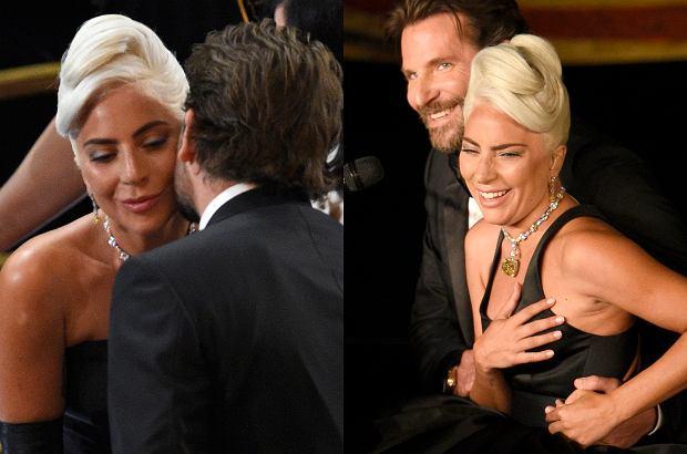 Lady Gaga i Bradley Cooper mają romans? Na Oscarach było między nimi