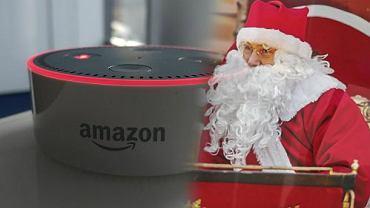Mikołaj czy Alexa?