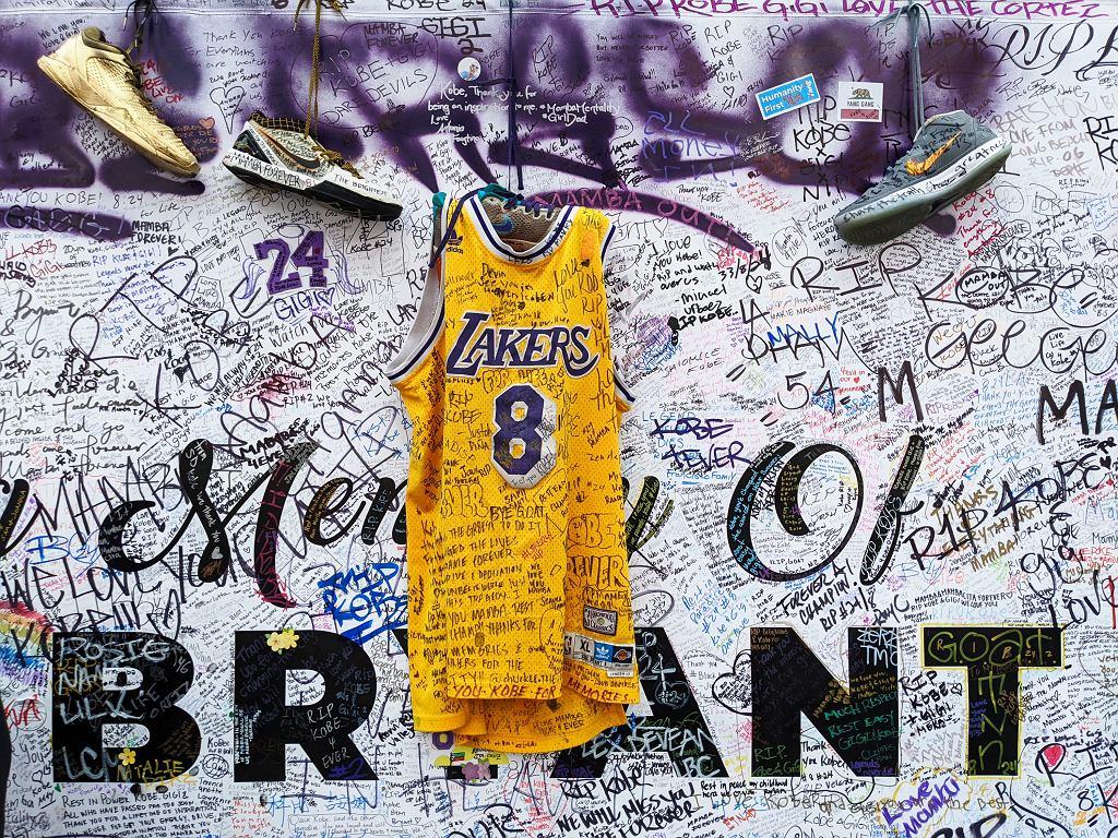 Żegnaj, Kobe!