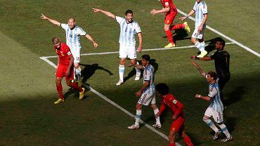 Belgia przegrała w ćwierćfinale z Argentyną