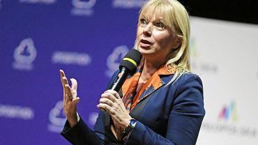 Elżbieta Bieńkowska, komisarz UE ds. rynku wewnętrznego i usług