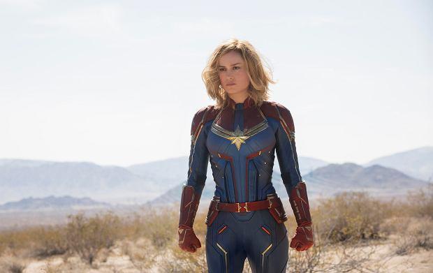 Kapitan Marvel w HBO - to jedna z propozycji na czas, kiedy z powodu koronawirusa nie można pójść do kina