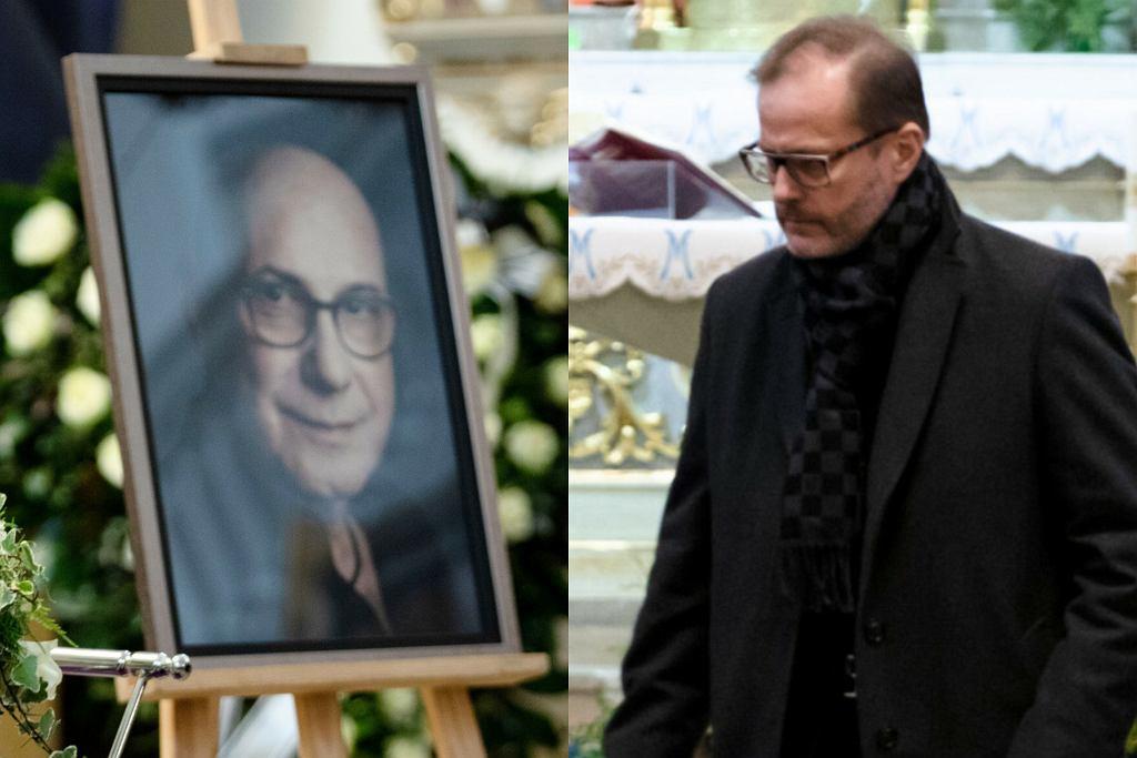 Piotr Machalica pogrzeb