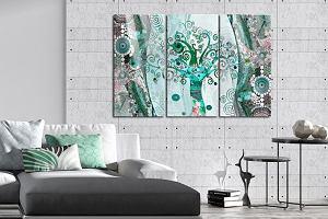 Obrazy na szkle - idealna dekoracja do nowoczesnych wnętrz