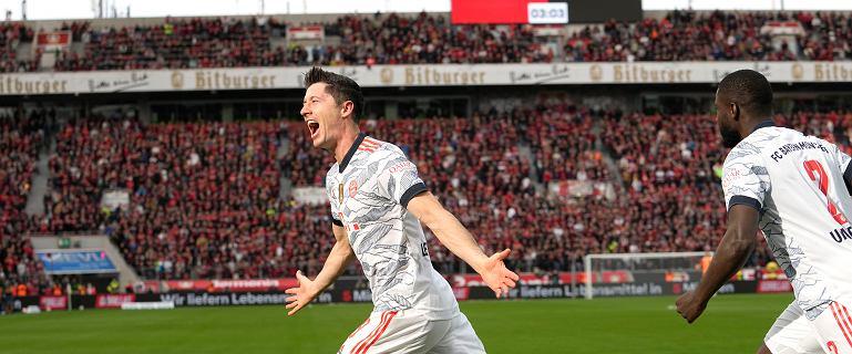 Lewandowski się przełamał w znakomitym stylu! Bayern zdemolował rywala