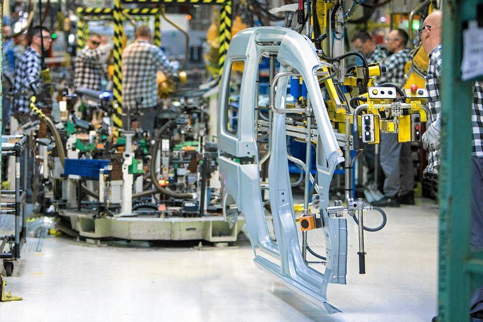 Poznanń-Antoninek: fabryka Volkswagena