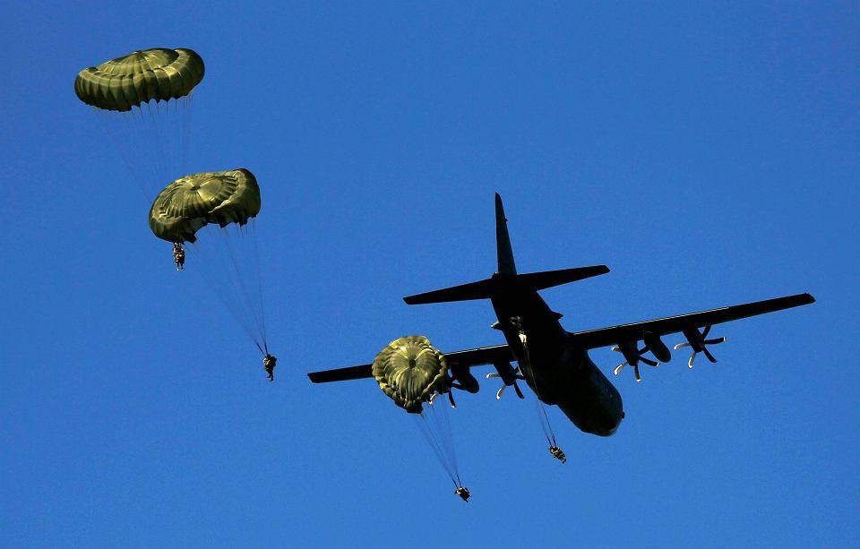 C-130 Hercules, ćwiczenia NATO