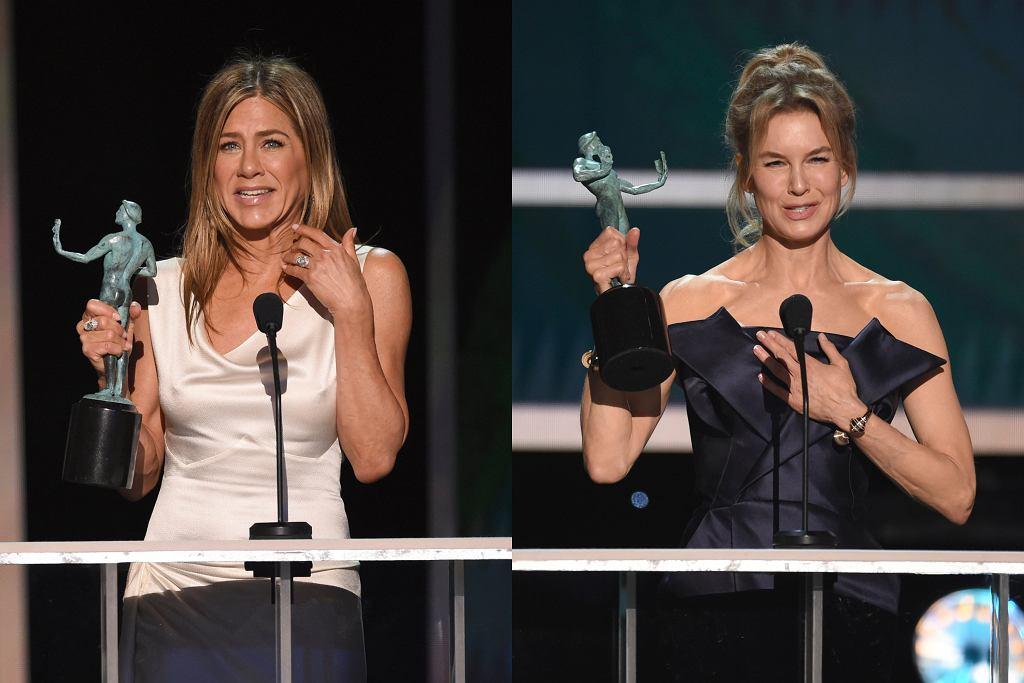 Renee Zellweger i Jennifer Aniston
