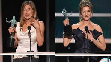 Renee Zellweger i Jennifer Aniston