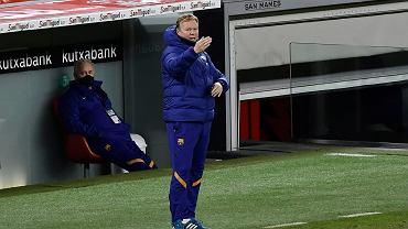 Koeman spotkał się z władzami Barcelony. Jest decyzja ws. przyszłości trenera