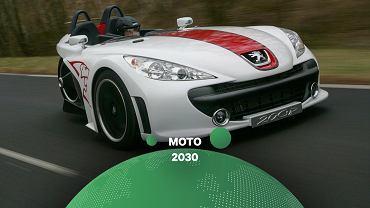 Prototyp koncepcyjny Peugeot 20Cup