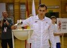 Mistrz z Soczi Zbigniew Bródka zapalił znicz olimpijski