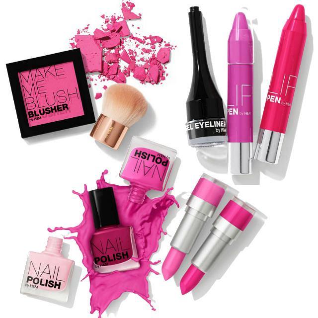 Nowości makijażowe H&M