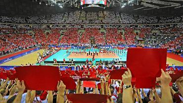 Liga Światowa. Polska - USA 1:3.