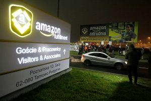 """""""Wszyscy jesteście prawą ręką Jeffa Bezosa"""". Raport o pracy w Amazonie"""