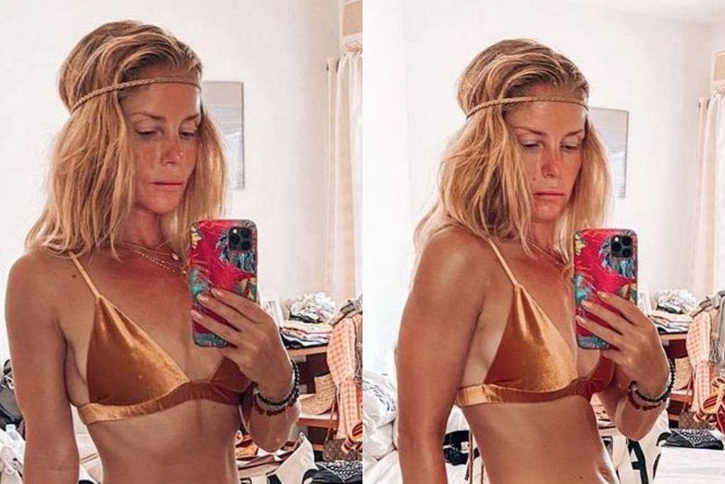 Ewa Szabatin, Instagram vs rzeczywistość