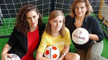 Od lewej: Marzena Szkolak, szefowa redakcji lifestylowych, Aleksandra Podgórska, redaktorka Podróże.gazeta.pl, Marlena Jezierska dyrektor zarządzająca Sport.pl