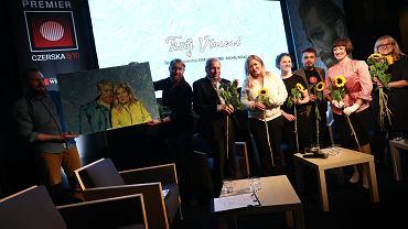 Spotkanie z twórcami filmu 'Twój Vincent' w Centrum Premier Czerska 8/10